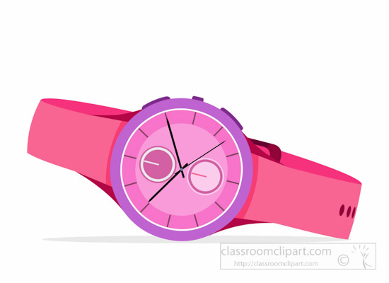 pink-watch-with-rubber-band-sports-watch-for-girls-clipart.jpg