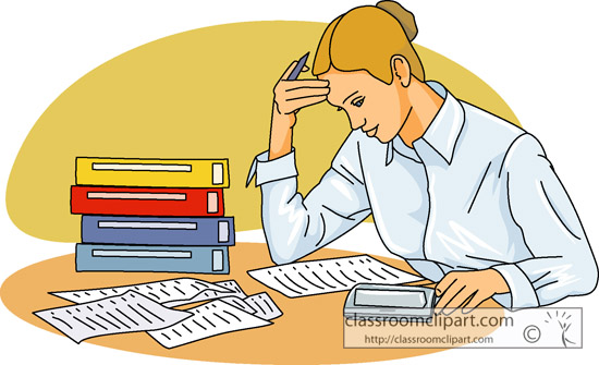 occupation clipart accountant at work 02 classroom clipart Accounting Department Clip Art free accounting clipart images