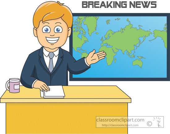 breaking news clipart - photo #17