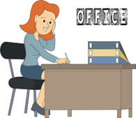 Free Office Clipart - Clip Art Pictures - Graphics ...
