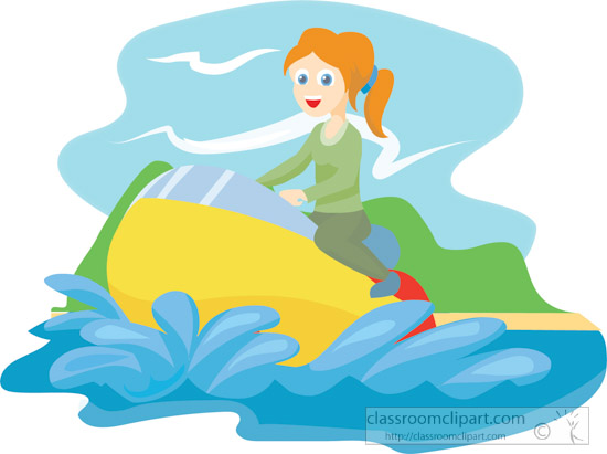 clipart-of-girl-riding-a-jet-ski-near-tropical-island-414.jpg