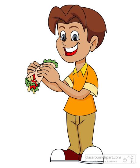 boy-eating-veg-spring-roll-clipart-192.jpg