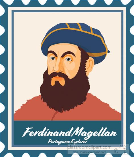 ferdinand-magellan-portuguese-explorer-stamp-style-clipart.jpg