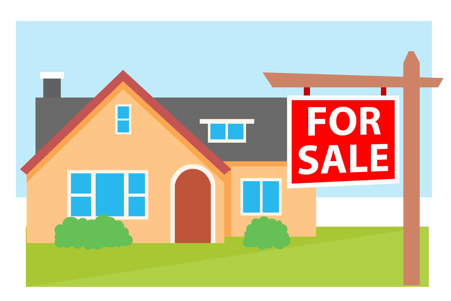 real-eatate-house-with-sign-for-sale-clipart.jpg