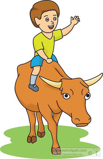 riding_on_bull_animals .jpg