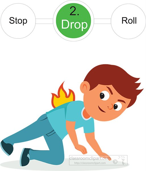 fire-safety-second-step-child-must-drop-clipart.jpg