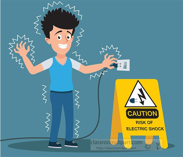 man-get-shock-near-electric-shock-risk-caution-sign-safety-clipart.jpg