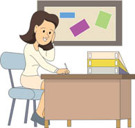 Image result for school office clipart
