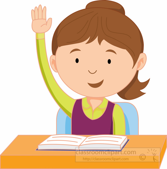 Classroom Students Raising Hands What Do You Expect From Your Child ...