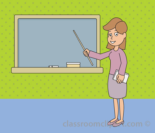 Teacher Clipart For Mac