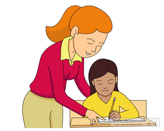 Teacher Student Clip Art Search results - search results for teacher ...