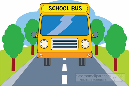 school-bus-on-road-back-to-school-clipart-6726.jpg