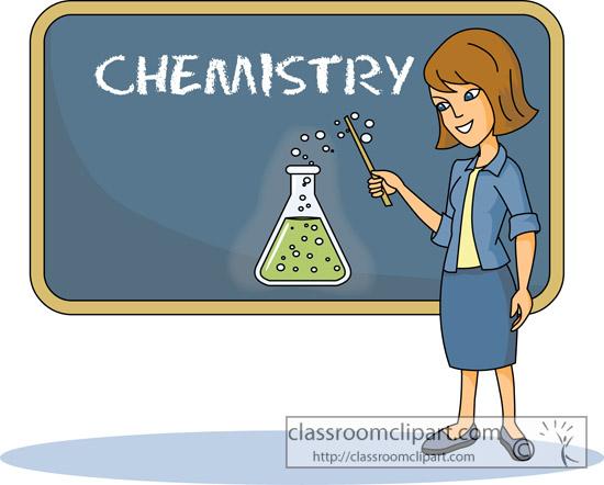 free chemistry clipart for teachers - photo #1