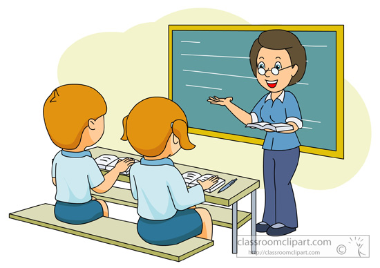 Listen to The Teacher Clipart Listen to Teacher Clipart
