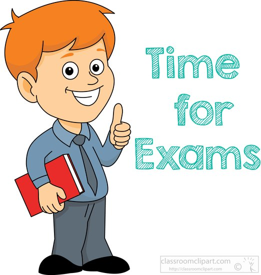 Image result for clipart exam
