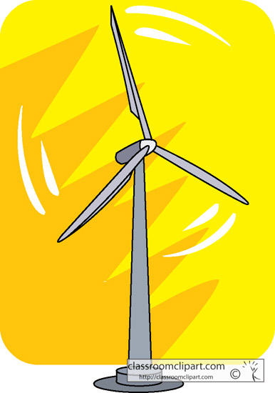 Science : air_pressure_windmill : Classroom Clipart