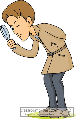 Science : super_sleuth : Classroom Clipart