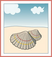 Free Sea Shell Clipart | Free Images at Clker.com - vector clip art online,  royalty free & public domain