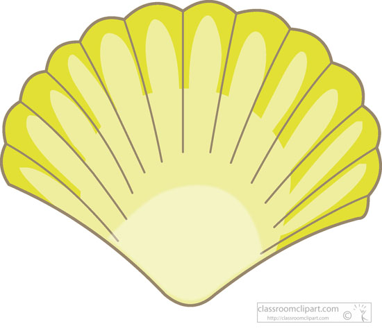 seashells clipart sea shell yellow clipart 7223 clipart for macbook air clipart for mac pages