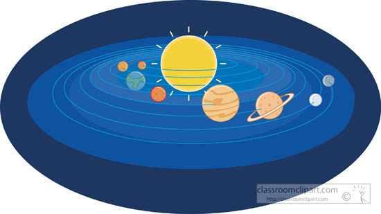 clipart planets solar system - photo #29
