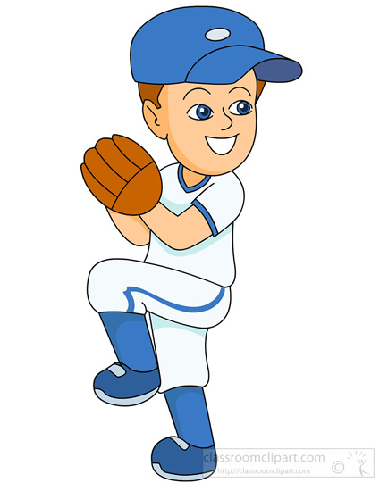 Baseball Clipart : baseball-pitcher-ready-to-throw-ball ...