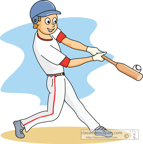 Hit The Ball Clipart