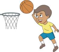 Sports Clipart - Free Basketball Clipart to Download