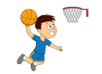 Free Sports - Basketball Clipart - Clip Art Pictures - Graphics ...