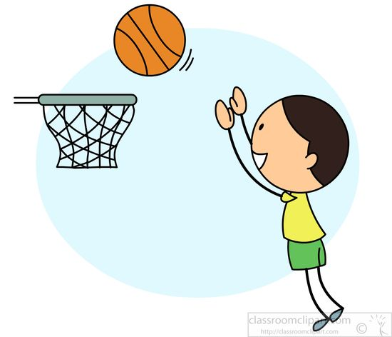 Basketball Clipart : boy-playing-basketball-jumping-to ...