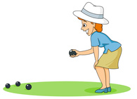 Image result for lawn bowls images for kids