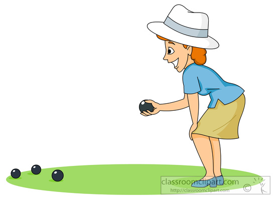 Lawn Bowls Clipart Freeware | Free | Download
