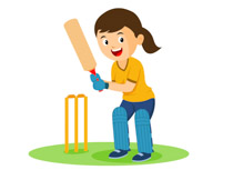 Image result for cricket clip art