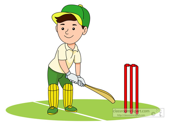 free online game classroom cricket