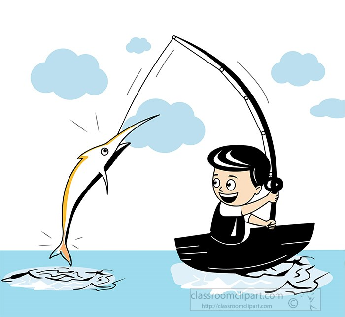 black-outline-blue-boy-in-boat-with-large-fish-on-end-of-fishing-pole-clipart.jpg