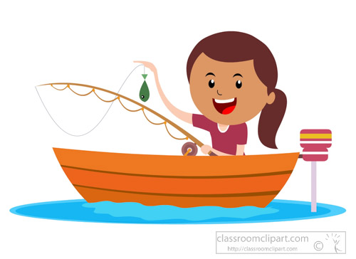 girl-fishing-in boat holding caught fish clipart-317.jpg