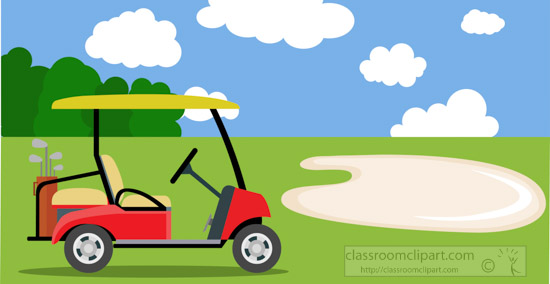 golf-cart-on-course-near-sand-trap-clipart.jpg