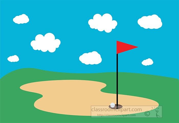 golf-course-with-flag-clipart.jpg