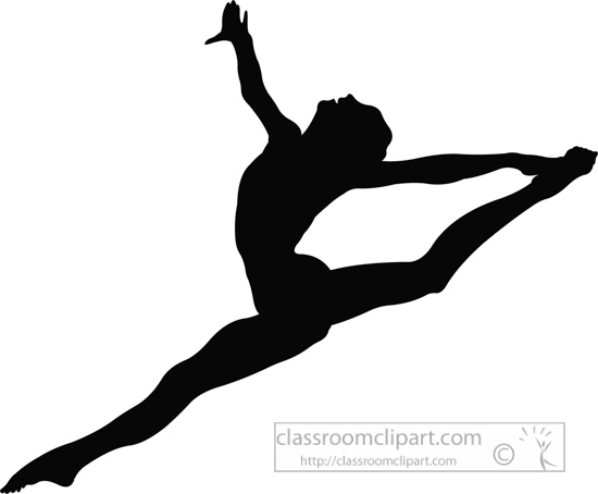 sports clipart free gymnastics clipart to download rh classroomclipart com gymnastics clipart png gymnastics clipart free