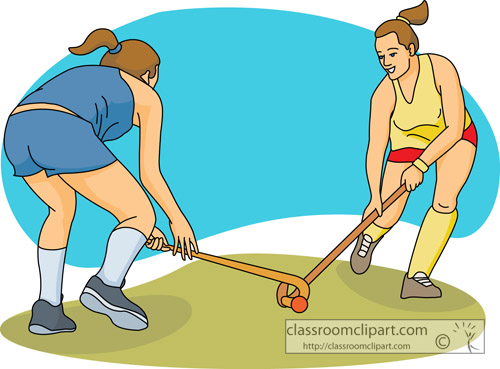 Clip Art Field Hockey Clip Art search results for field hockey pictures girls playing size 83 kb from clipart