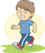 Image result for running free clipart