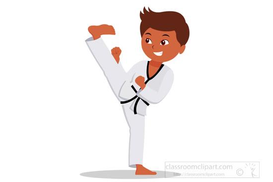 student-practicing-karate-side-kick-clipart.jpg