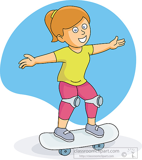 Clip Art Skateboard Pictures to pin on Pinterest