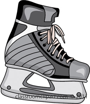 Clip Art Ice Skate Clipart ice skate clipart more information click to view clipart