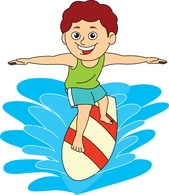 sports clipart free surfing clipart to download rh classroomclipart com surfer clipart images surfing clip art free