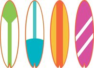 search results for surfboard clipart clip art pictures rh classroomclipart com surfboard clip art free surfboard clipart