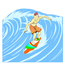 sports clipart free surfing clipart to download rh classroomclipart com surf clipart free surf the net clipart