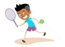 sports clipart free tennis clipart to download rh classroomclipart com tennis clipart png tennis clipart kostenlos