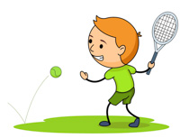 sports clipart free tennis clipart to download rh classroomclipart com clip art tennis player clip art tennis racket and ball