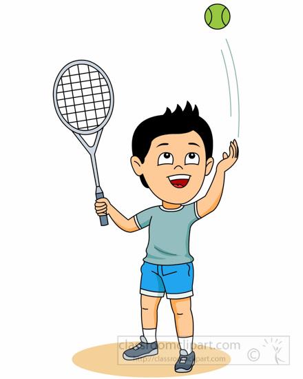 clipart tennis - photo #42