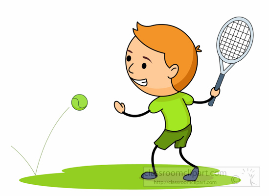 clipart sport tennis - photo #24